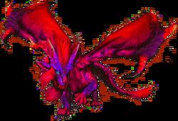 MHZU - Ascended Teostra render