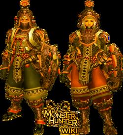 Chameleos Gunner Armor