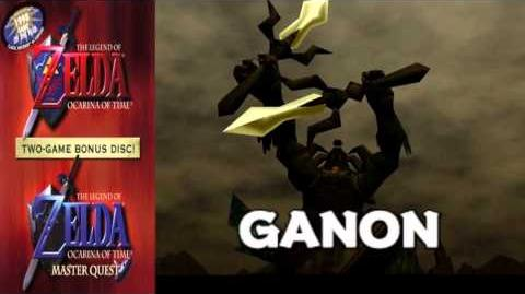 Let's Listen Ocarina Of Time - Final Battle With Ganon (Extended)