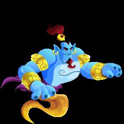 Monster Legends Genie