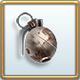 Rusted grenade