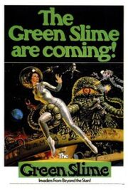 Green Slime-poster-202x300