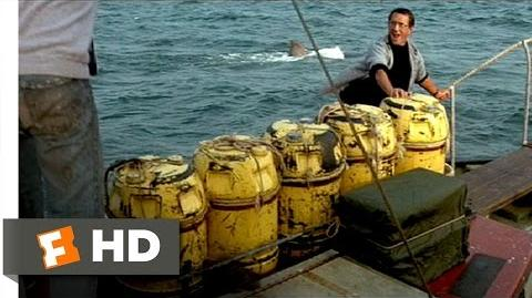 Jaws (5 10) Movie CLIP - Barrels (1975) HD