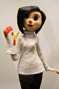 Coraline's mom