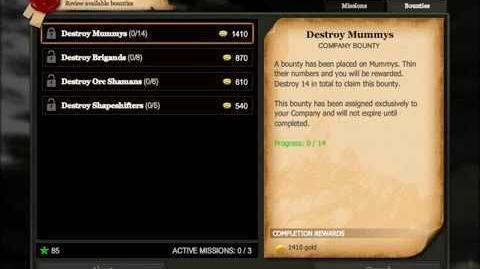 Monsters' Den Godfall - Features Overview
