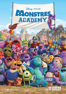 MonstersUniversityFrenchPoster
