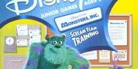 Monsters, Inc. Scream Team Training