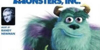 Sulley Scares Boo