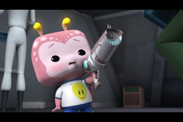 File:Sqweep pulls out an Alien Laser Pistol.PNG