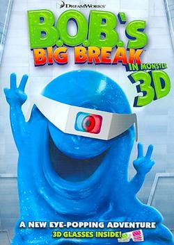 B.O.B.'s Big Break release cover