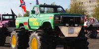 Traber Monster Trucks