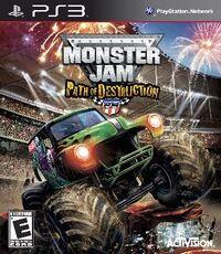 MonsterJamPOD PS3