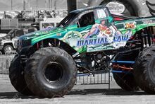 12768692-LAS-VEGAS-NEVADA-March-22-Martial-Law-Monster-Truck-on-display-for-the-Monster-jam-world-finals-at-t-Stock-Photo