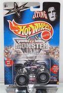 Sting hotwheels toy