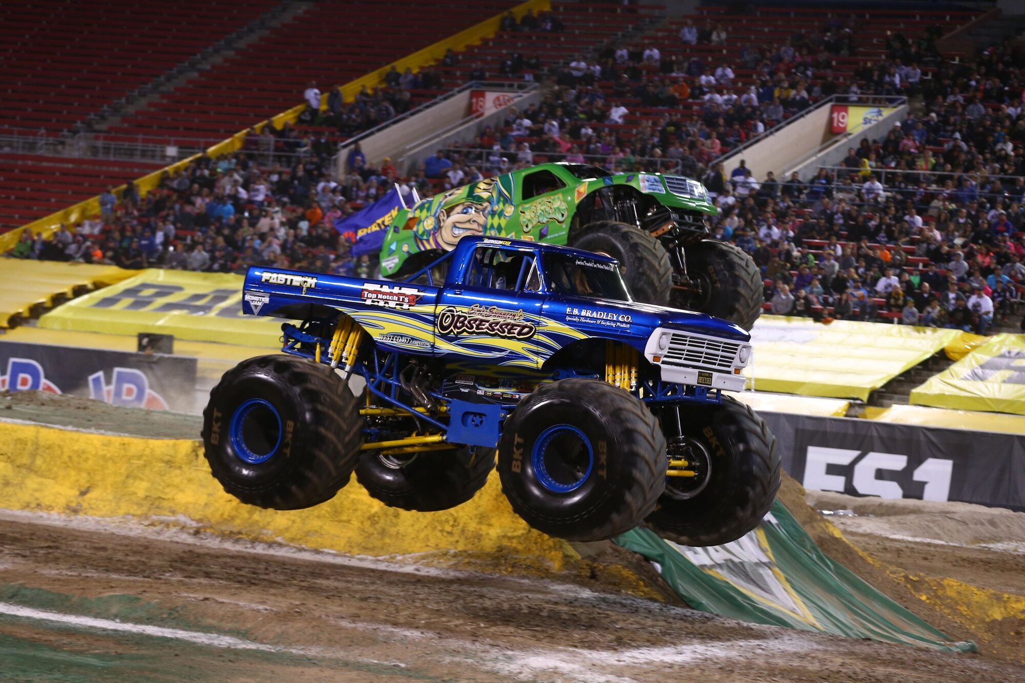 obsessed monster trucks wiki fandom powered by wikia