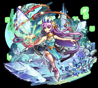 Figure Queen Lachesis