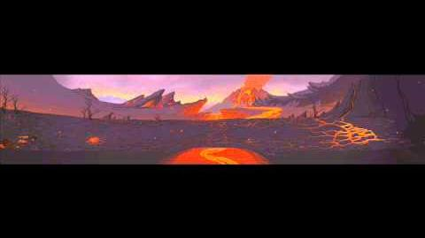 Legendary Wars - OST - The Overthrow of Magma Mountain