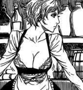 Bribota barmaid
