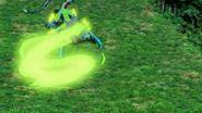 Klorg attack 1