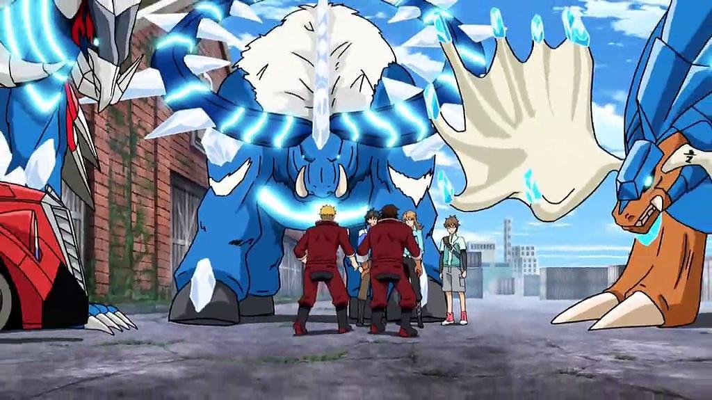 Monsuno Episode 53