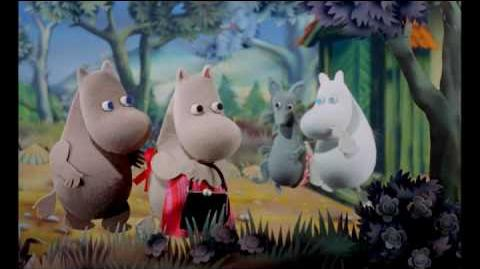 Moomins and the Comet Chase Trailer 2D