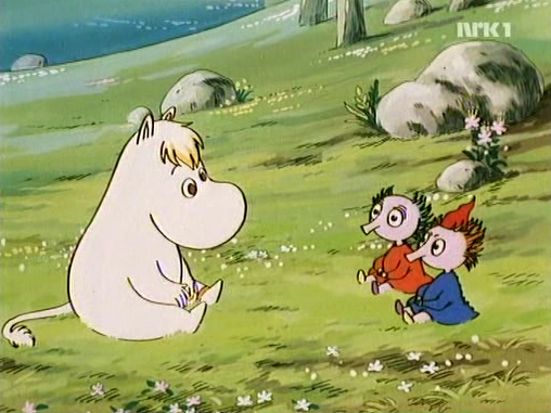 File:Snorkmaiden, Thingumy and Bob .png