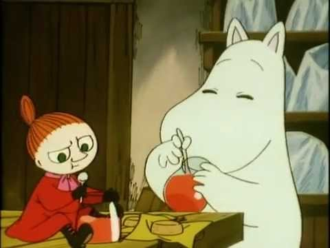 File:Little My and Moomintroll Eating Jam.jpg