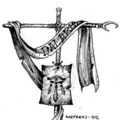 The Crest of Dalaran.
