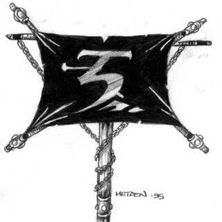 The Crest of Gilneas.