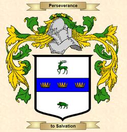 Isenhammer Northrend House Crest