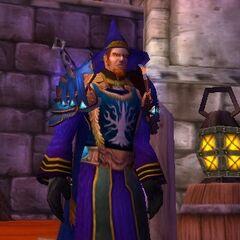 Headmaster Manix Ebonfire