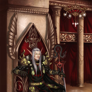 The aristocratic Knight-Lord (Courtesy of Barn-Swallow, DeviantArt).