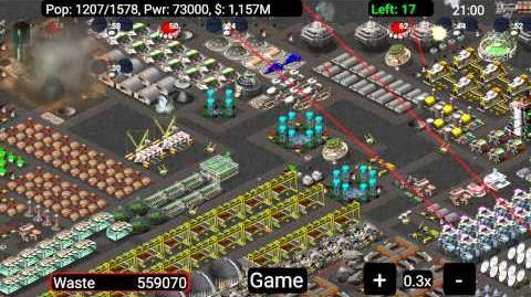 UFO Full wave on a beta Base