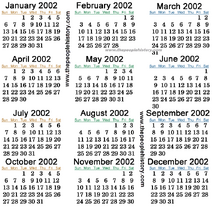2002-calendar