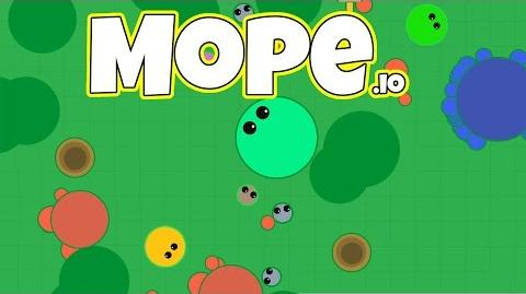 Mope.io - Becoming a Dragon! - Mope.io Gameplay - Brand New .IO Game