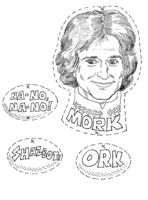 Mork from Ork Mobile 03 Robin Williams