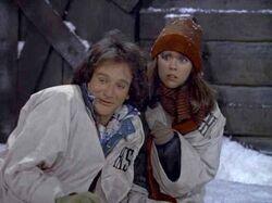 1x16 Sky Flakes Keep Falling On My Head Robin Williams Pam Dawber