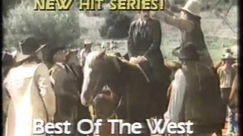 Mork & Mindy & Best Of The West 1981 ABC Promo
