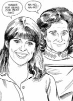 Mork and Mindy Activity Book 74