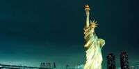 New York/The Statue of Liberty