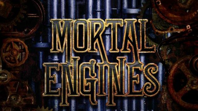 Mortal Engines in museum