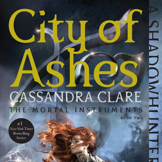 <i>City of Ashes</i> repackaged US edition