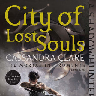 <i>City of Lost Souls</i> repackaged US edition