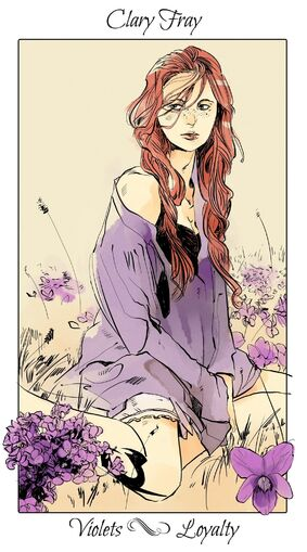 CJ Flowers, Clary