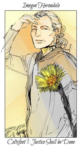 CJ Flowers, Imogen