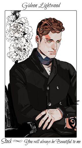 CJ Flowers, Gideon