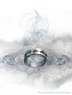 CN Lightwood ring