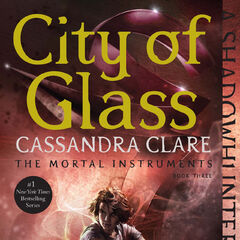 Repackaged <i>City of Glass</i> US edition cover