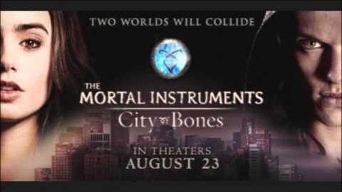The Mortal Instruments City Of Bones - Trailer 2 Soundtrack 3 Songs