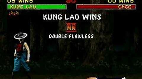 MK2 Kung Lao Fatality 2